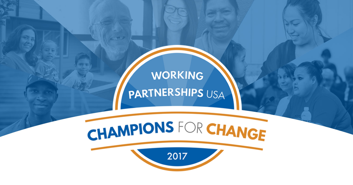 2017 Champions for Change
