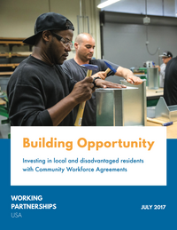Building Opportunity Report