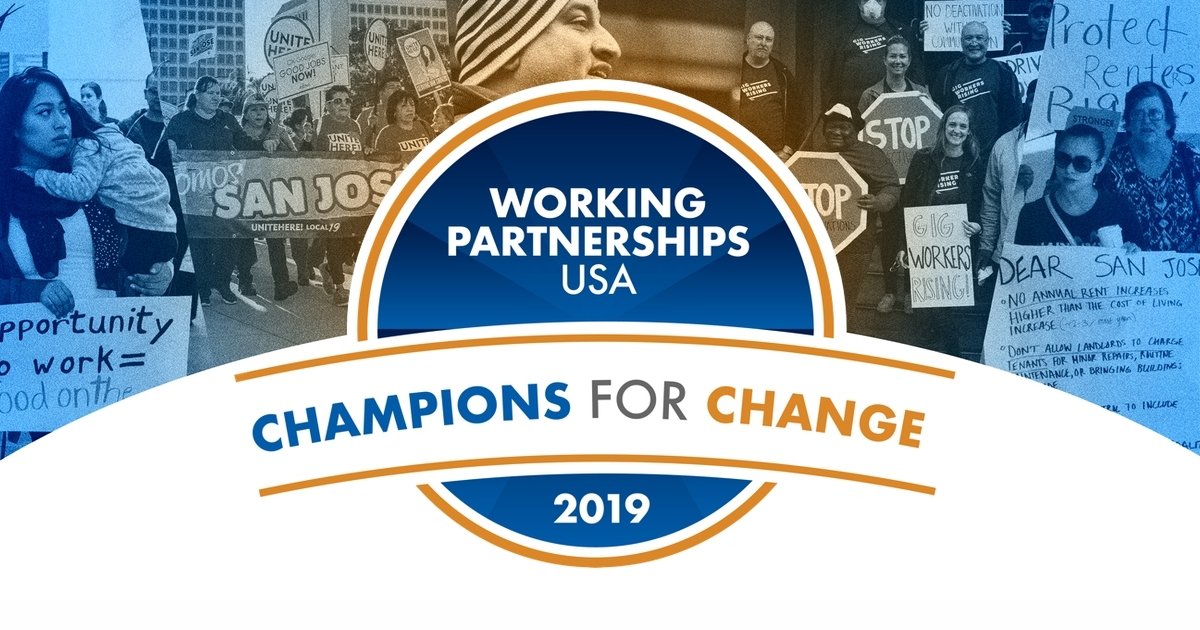 Champions for Change 2019