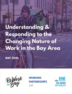 Understanding & Responding to the Changing Nature of Work in the Bay Area