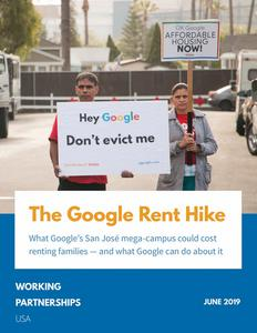 The Google Rent Hike