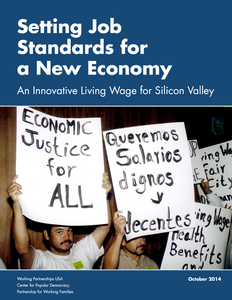 Setting Job Standards for a New Economy Report