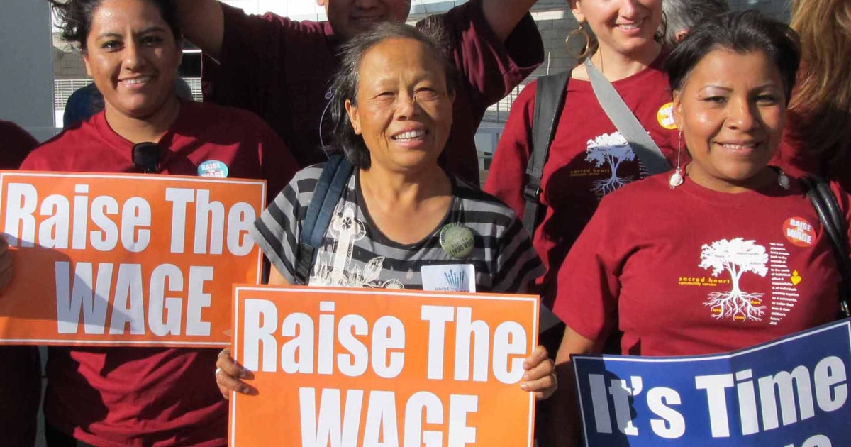 $15 minimum wage is now the law